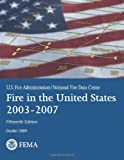 Fire in the United States, U. S. Department Of Homeland Security and Federal Emergency Management Agency, 1494268019