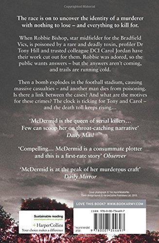 Beneath the Bleeding Tony Hill and Carol Jordan, Book 5: Amazon.es: McDermid, Val: Libros en idiomas extranjeros