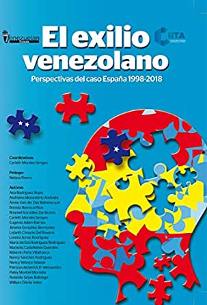El Exilio venezolano: Perspectivas del caso España 1998-2018 eBook ...