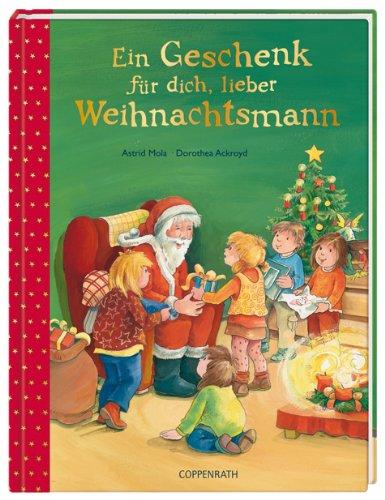 Ein Geschenk für dich, lieber Weihnachtsmann