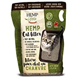 Hemp Sense All Natural Cat Litter: Lightweight & Biodegradable
