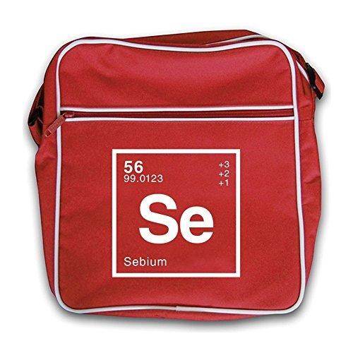 Bag Retro Flight Red Dressdown Element Periodic Seb agFSqF