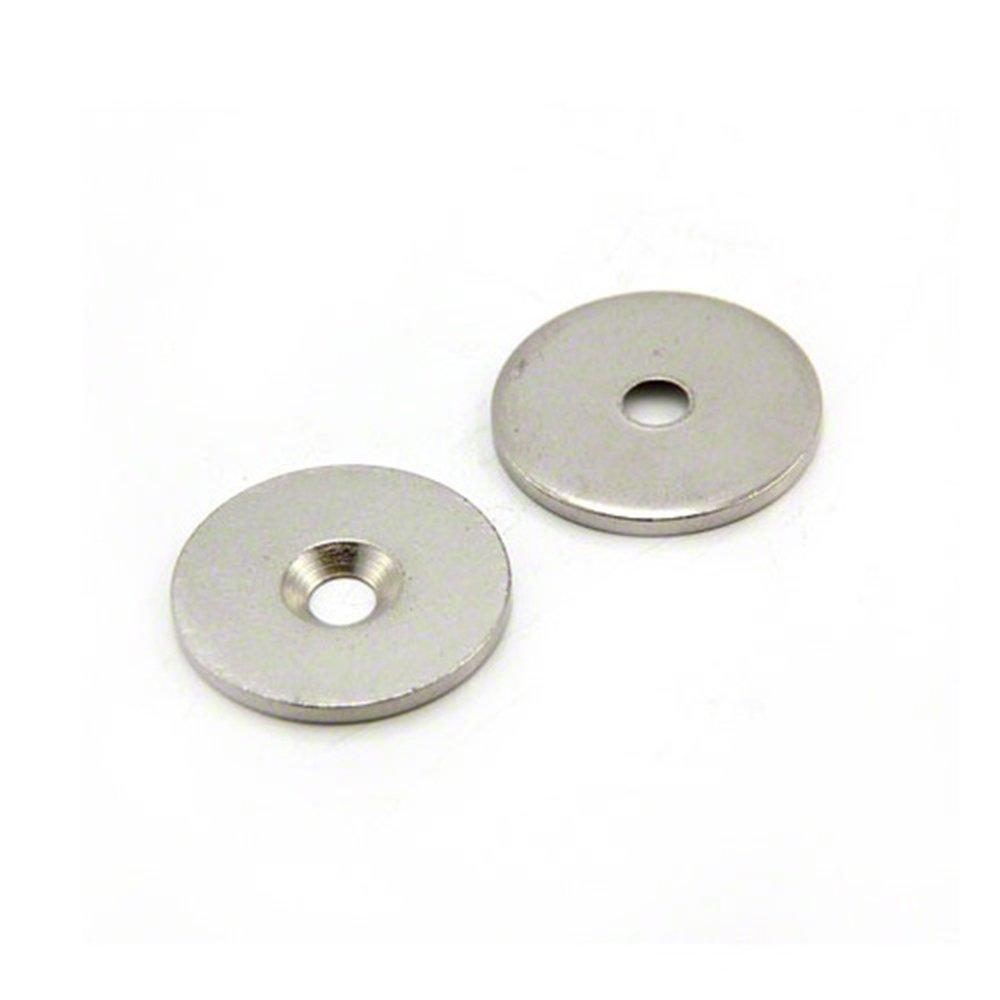 Aimant Experts Ms311csk-10 Comptoir Lavabo disque en acier (lot de 10) Magnet Expert