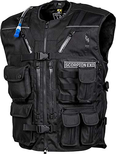 Scorpion Covert Tactical Vest - Rider Extreme Jacket