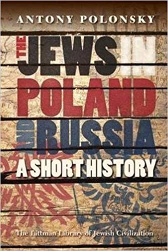 The jews in poland and russia a short history littman library of the jews in poland and russia a short history littman library of jewish civilization antony polonsky 9781906764395 amazon books fandeluxe Gallery
