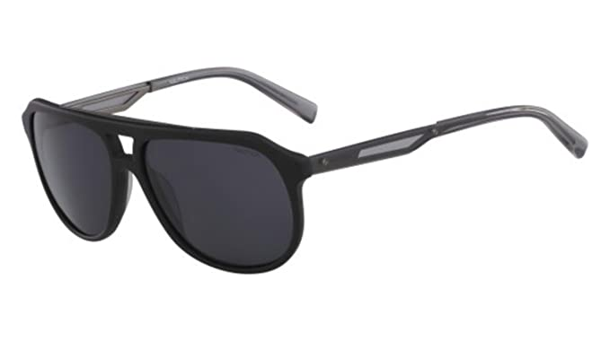 8627f0de82e Amazon.com  Nautica Plastic Frame Black Lens Men s Sunglasses ...