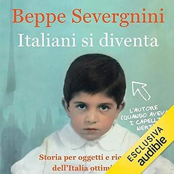 Beppe Severgnini - Italiani si diventa (2019). mp3 - 320kbps