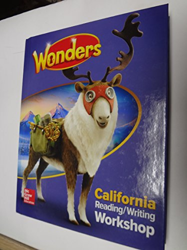 Wonders California reading/writing workshop grade 5