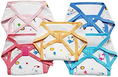 Chinmay Kids Baby Care LANGOT Nappies  5PCS