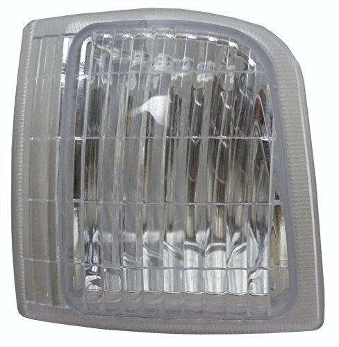 Chevy Astro Van 95-05 Left Side Marker Signal Corner Light Lamp W/Composite ()