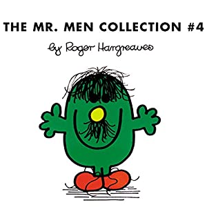 The Mr. Men Collection 4 Audiobook