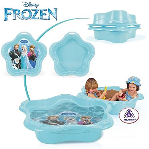 Injusa 20428 - Sandkasten Set Disney frozen