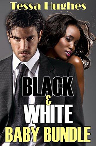 Black & White Baby Bundle: 10 Erotic Stories of Interracial BWWM Pregnancy Romance