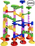 7TECH Marble Track Starter Race Set Translucent Building Blocks Toys Kids