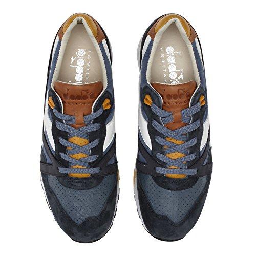 IT ITA Sneakers H per Heritage Uomo N9000 Diadora 46 0f6nI