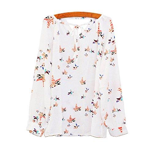 90s Floral Shirt - 7