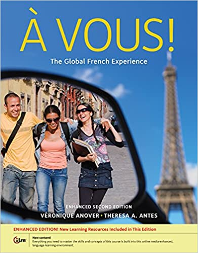 Amazon Bundle A Vous The Global French Experience Enhanced