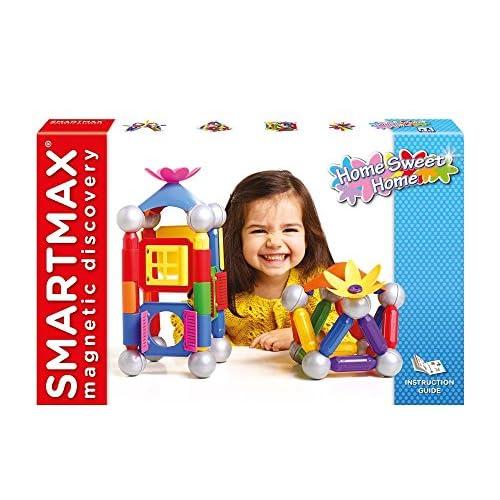 SMART NV/SA smx511–Smart Max Home Sweet Home, Puzzles et des jeux, 46pièces