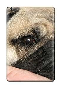 Snap On Hard Case Cover Pug Dog Protector For Ipad Mini