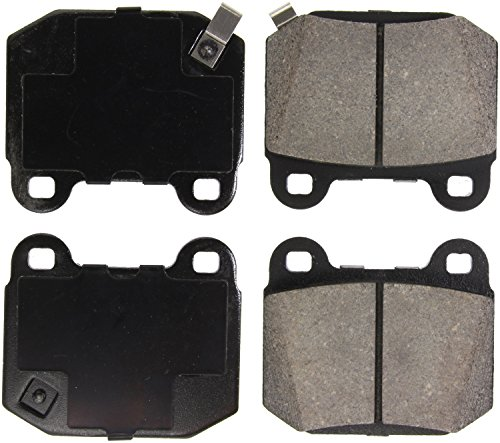 StopTech 309.09610 Street Performance Rear Brake Pad ()