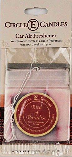 - Circle E Bird of Paradise Car Air Freshener