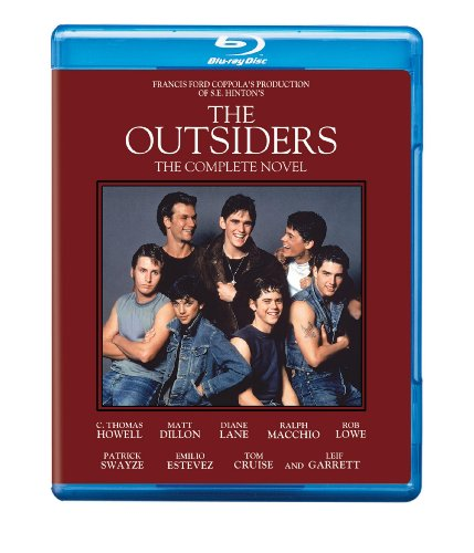 The Outsiders: The Complete Novel [Blu-ray]