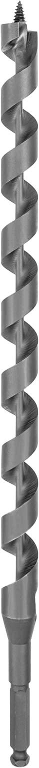 MAGBIT 303DLX.0816QC MAG303 1//2-Inch by 18-Inch Molybdenum Coated Heavy Duty Ship Auger Bit
