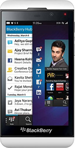 Blackberry Z10 16Gb Unlocked Smartphone Basic Info