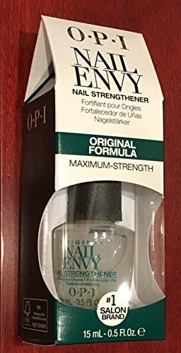 Original Nail Envy Formula Nail Strengthener Maximum Strength .5oz - 1pc
