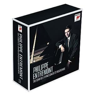The Complete Piano Concerto Recordings