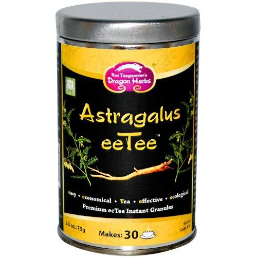 Astragalus EeTee, Premium Granulés EeTee instantanée, 2,5 oz (75 g)