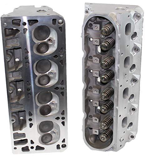 Remanufactured Chevy Silverado Vortec GMC Sierra Cylinder Heads PAIR LS6 LS2 Cast# 799/243 ()