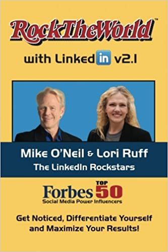 Book Rock The World with LinkedIn v2.1: A Multi-Platinum Profile PLUS a Classic Rock Soundtrack