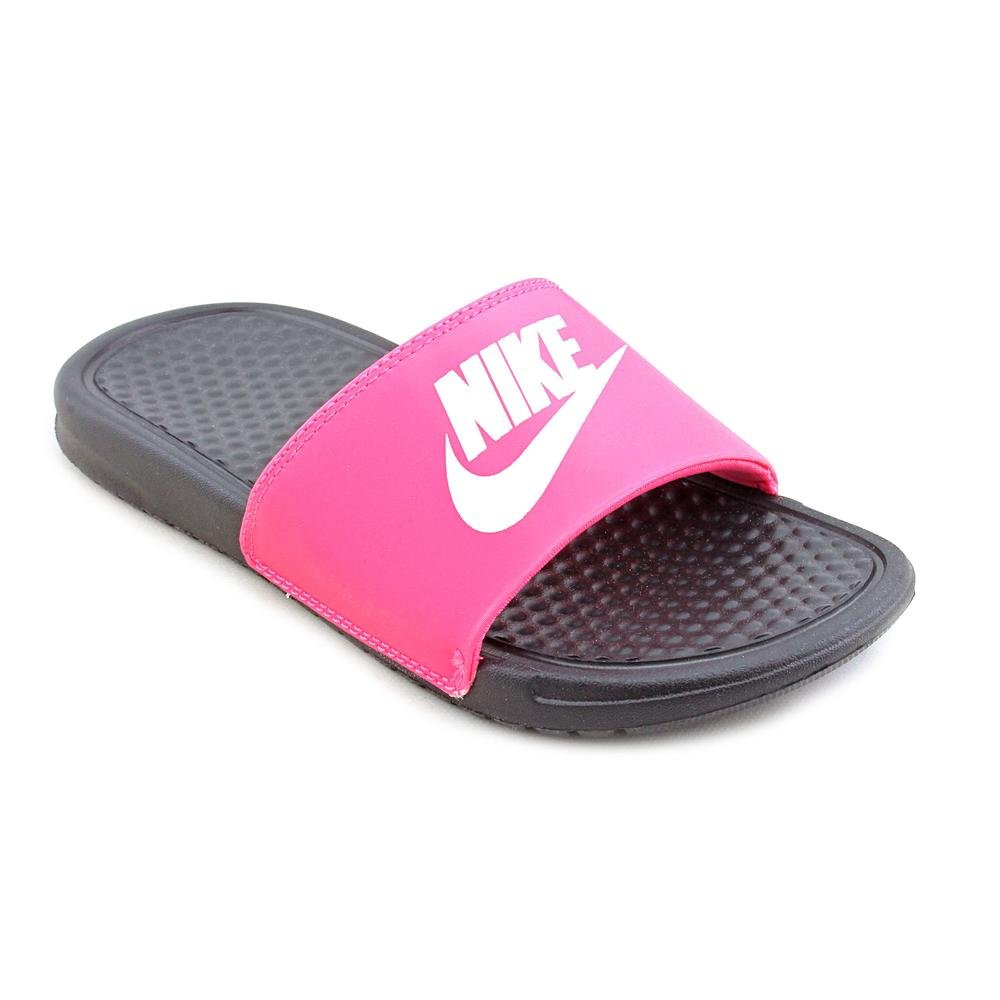 883b0ac49a5f10 Nike Benassi Jdi (GS PS) Youth Girls Pink Slides Sandals Shoes 13.5 UK UK  13.5  Amazon.co.uk  Shoes   Bags