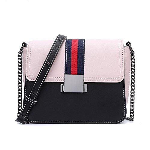 Clutch Pequeño Bag Chain Pink Crossbody Clutch Móvil De Teléfono Las Bolso Bolso Paquete KYOKIM De Purse Señoras Messenger Hombro De Cuadrado Yx6CqFv