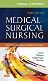 img - for Clinical Companion to Medical-Surgical Nursing: Assessment and Management of Clinical Problems, 9e (Lewis, Clinical Companion to Medical-Surgical Nursing: Assessment and Management of C) book / textbook / text book