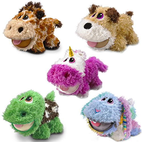 Stuffies Set Of 5 Baby Soft Plush Stuffed Animals Toys With Friendship Bracelets