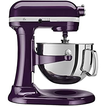 Amazon Com Kitchenaid Kp26m1qpb Professional 600 Series 6