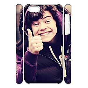 C-EUR Diy 3D Case Harry Styles for iPhone 5C