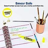 Avery Hi-Liter Desk-Style Highlighters, Smear Safe