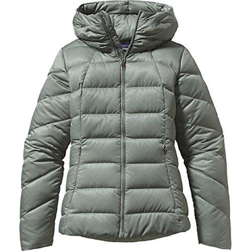 Patagonia Womens Downtown Loft Jacket (Small, Pebble/ Grey)