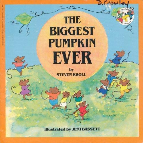 The Biggest Pumpkin Ever (Esl Halloween Quiz)