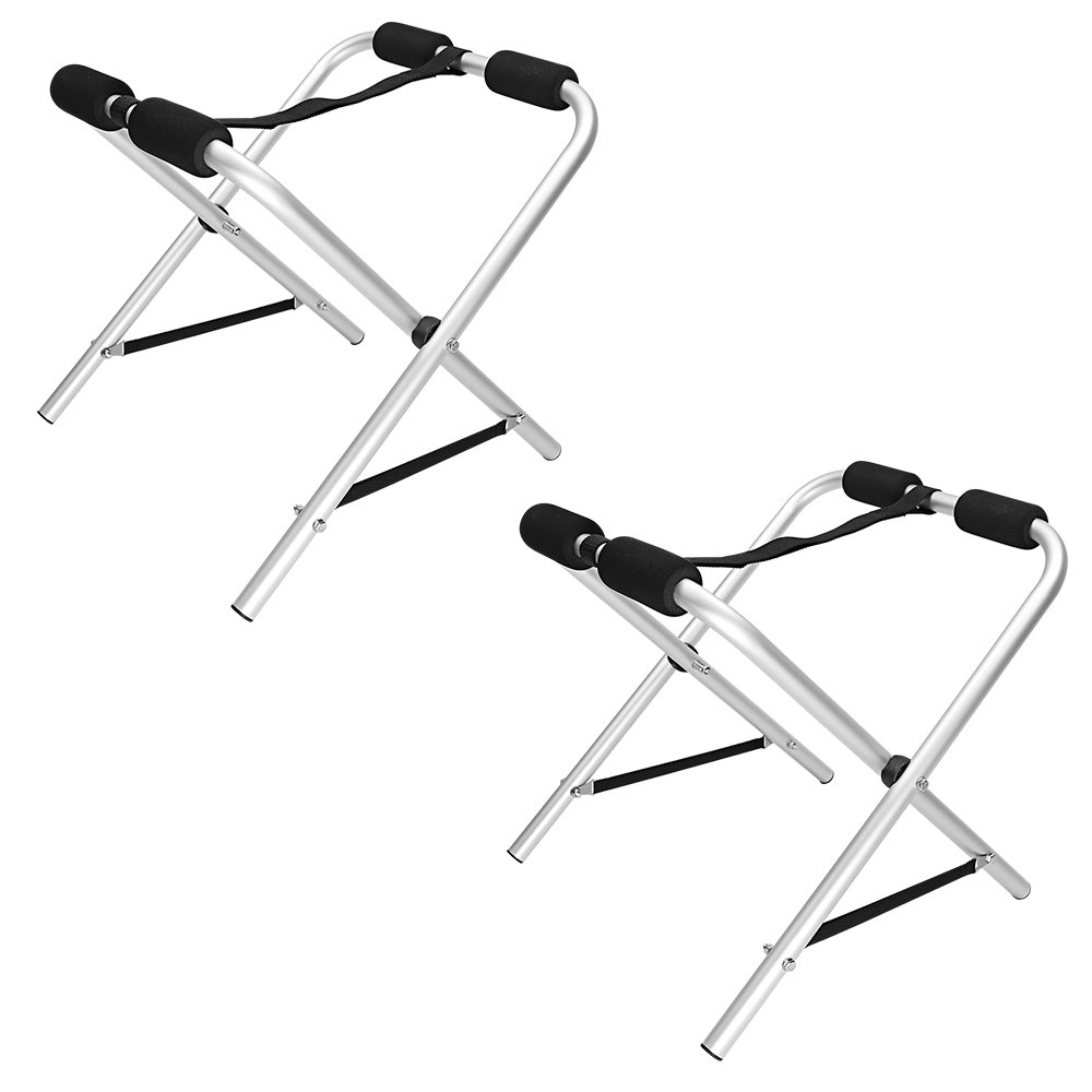 MSC Partable Boat Stand Kayak Stand Canoe Stand,1Pair