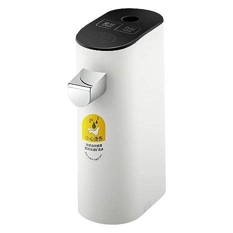 Mini Dispensador de Agua, Hervidor Eléctrico, Mini 3 Segundos Dispensador Portátil de Agua de