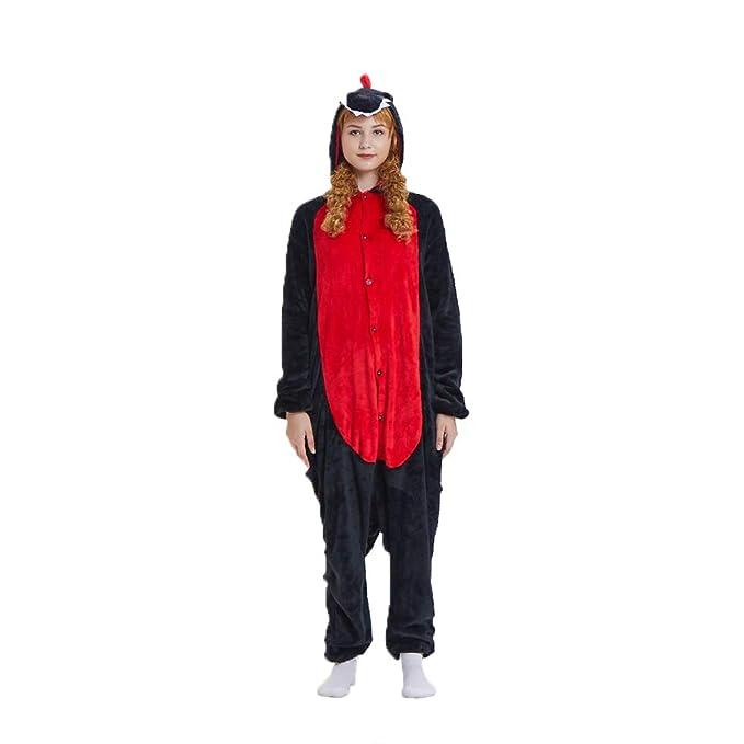 NN IKEA Pigiama Animale Cosplay Tutina Costume Pigiamone E Camicie da Notte  Adulti Bambino per Carnevale Easter  Amazon.it  Abbigliamento 34ebd6cb469