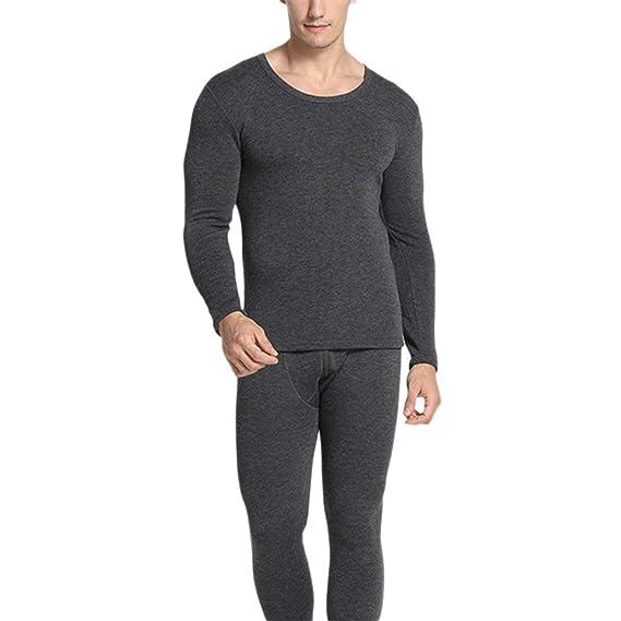 9e062c5ec1 BoBoLily Men s Pajamas Autumn Winter Oversize Leggings Pajama Set Slim Cozy  Cotton Sleepwear Special Style Two