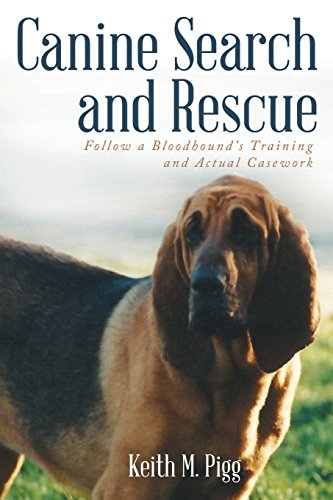 CANINE SEARCH AND RESCUE
