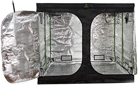 300 X 200 X 200cm Grow Tent Bud Room Hydroponics Box Maylar Silver New