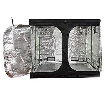 Grow Tent 240 x 240 x 200cm Hydroponic Indoor Garden Bud Dark Room Grow Light