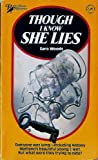Though I Know She Lies, Sara Woods, 0030914078